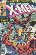 Uncanny X-Men (1963 1st Series) UK Edition 129UK
