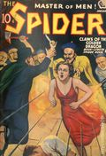 Spider (1933-1943 Popular Publications) Pulp Jan 1939
