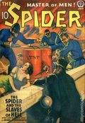 Spider (1933-1943 Popular Publications) Pulp Vol. 18 #2