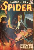 Spider (1933-1943 Popular Publications) Pulp Nov 1939
