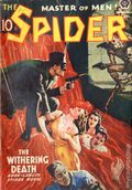 Spider (1933-1943 Popular Publications) Pulp Dec 1938