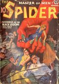 Spider (1933-1943 Popular Publications) Pulp Nov 1938
