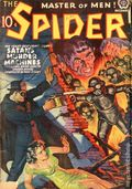 Spider (1933-1943 Popular Publications) Pulp Dec 1939