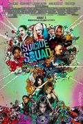 Suicide Squad Movie Poster (2016 DC) ITEM#5