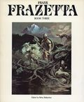 Frank Frazetta Book SC (1975-1985 Peacock Press) 3-REP