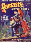 Fantastic Adventures (1939-1953 Ziff-Davis Publishing) Pulp Jan 1940