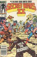 Secret Wars II (1985 Marvel) Canadian Price Variant 1