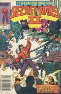 Secret Wars II (1985 Marvel) Canadian Price Variant 7