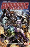 Guardians of the Galaxy Guardians of Infinity TPB (2016 Marvel) 1-1ST