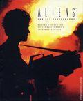 Aliens The Set Photography HC (2016 Titan Books) 1-1ST