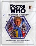 Doctor Who The Complete History HC (2015- Hachette) 40-1ST