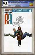 A and A Archer and Armstrong (2016 Valiant) 6D