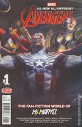 All New All Different Avengers Annual (2016) 1A