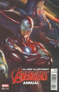 All New All Different Avengers Annual (2016) 1B