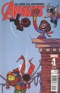 All New All Different Avengers Annual (2016) 1C