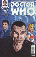 Doctor Who The Ninth Doctor (2016 Titan) 4D
