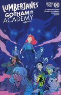 Lumberjanes Gotham Academy (2016) 3A