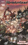 Grimm Fairy Tales Presents Wonderland (2012 Zenescope) 50C