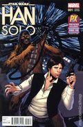 Star Wars Han Solo (2016 Marvel) 1SDCC