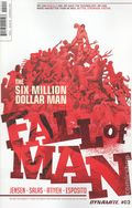 Six Million Dollar Man Fall (2016 Dynamite) 2