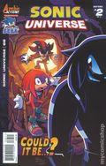 Sonic Universe (2009) 88A