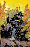 Black Panther 50th Anniversary Poster by Sanford Greene (2016 Marvel) ITEM#1