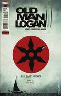 Old Man Logan (2016 Marvel) 10A
