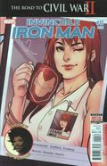Invincible Iron Man (2015 2nd Series) 10C
