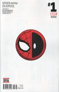 Spider-Man Deadpool (2016) 1L