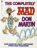 Completely Mad Don Martin TPB (1974 Warner Books) A MAD Big Book 1A-1ST
