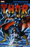 Thor Runequest TPB (2016 Marvel) Epic Collection 1-1ST