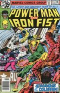 Power Man and Iron Fist (1972) Mark Jewelers 55MJ