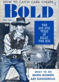 Bold Magazine (1954 Pocket Magazines) Vol. 1 #4
