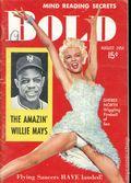 Bold Magazine (1954 Pocket Magazines) Vol. 1 #8