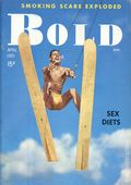 Bold Magazine (1954 Pocket Magazines) Vol. 2 #4