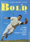 Bold Magazine (1954 Pocket Magazines) Vol. 3 #1