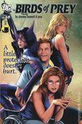 Birds of Prey (1999 1st Series) Mini Comic DVD Promo 68