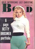 Bold Magazine (1954 Pocket Magazines) Vol. 3 #6