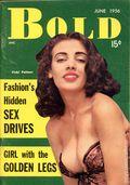 Bold Magazine (1954 Pocket Magazines) Vol. 4 #6