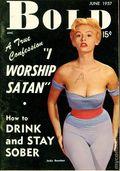 Bold Magazine (1954 Pocket Magazines) Vol. 6 #6
