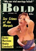 Bold Magazine (1954 Pocket Magazines) Vol. 9 #3