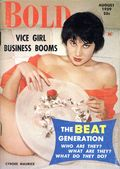 Bold Magazine (1954 Pocket Magazines) Vol. 10 #4