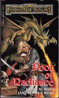 Forgotten Realms Pool of Radiance PB (1989 A TSR Novel) 1-1ST