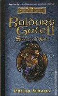 Forgotten Realms Baldur's Gate II: Shadows of Amn PB (2000 Novel) 1-1ST