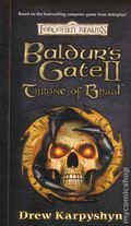 Forgotten Realms Baldur's Gate Throne of Bhaal PB (2001 A Wizards of the Coast Novel) 1-1ST