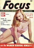 Focus (1951 Leading Magazine Corp.) Vol. 2 #3