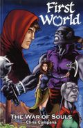 First World The War of Souls GN (2016 Red Anvil) 1-1ST