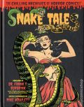 Snake Tales: The Chilling Archives of Horror Comics HC (2016 IDW) 1-1ST