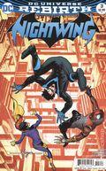 Nightwing (2016) 3A
