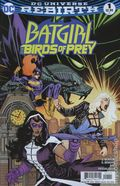 Batgirl and the Birds of Prey (2016) 1A